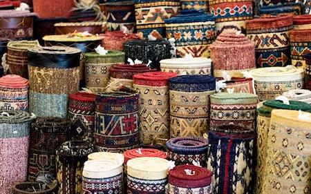 identifying rugs